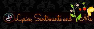 LyricsSentimentsAndMe
