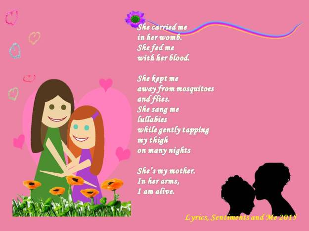 Mothers' Day 2015